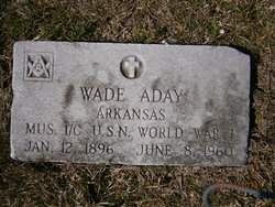 Ulysses Wade Aday