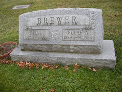 Eulah A <i>Manning</i> Brewer