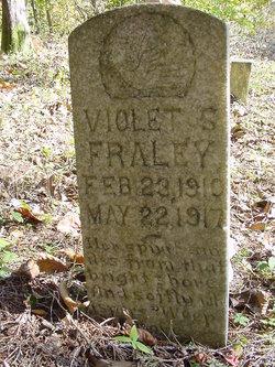 Violet Sweet Fraley