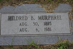 Mildred Mae <i>Burditt</i> Murphree