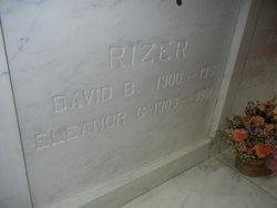 Eleanor C. <i>Kahn</i> Rizer