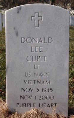 Donald Lee Cupit