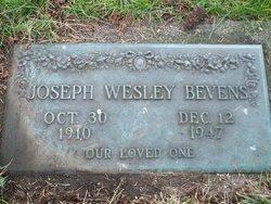Joseph Wesley Bevens