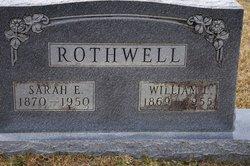 William Thomas Rothwell