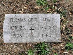 Thomas Cecil Adair