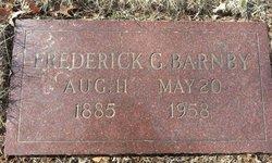 Frederick George Barnby