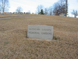 McCreary County Memorial Gardens