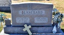 Edna Fay <i>Oliver</i> Blanchard