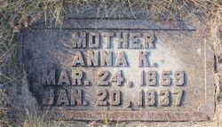 Anna K Augustinusen