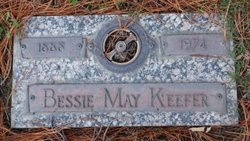 Bessie May Keefer