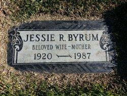 Jessie Ruth <i>Chisam</i> Byrum