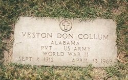 Veston Don Bus Collum