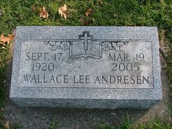 Wallace Lee Andresen