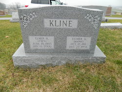 Elmer Henne Kline