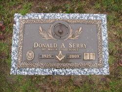 Donald A Serry
