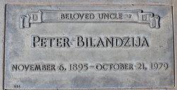Peter Bilandzija
