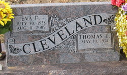 Eva E. <i>Washington</i> Cleveland