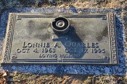 Lonnie A Quarles