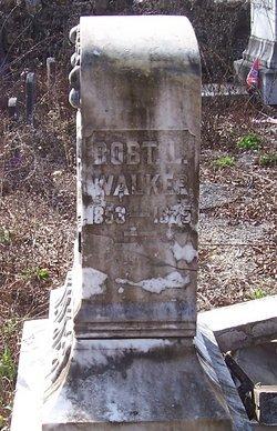 Robert L Walker