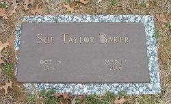 Sue Ellen <i>Taylor</i> Baker