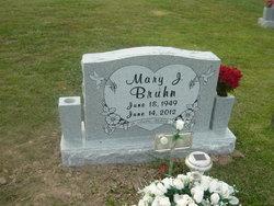 Mary Jewell <i>Blattel</i> Bruhn