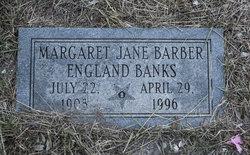 Margaret Jane Barber <i>England</i> Banks