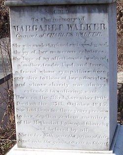 Margaret <i>Jemison</i> Walker