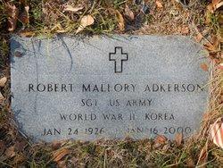 Robert Mallory Adkerson