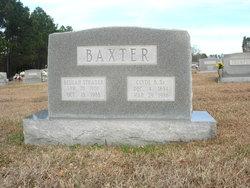 Beulah <i>Strader</i> Baxter