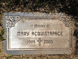 Mary Acquistapace