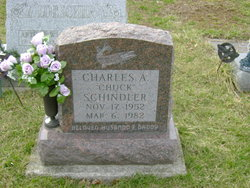 Charles A Chuck Schindler