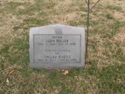 Judy <i>Miller</i> Cain