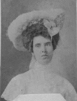 Martha Ann <i>Courington</i> Burnham