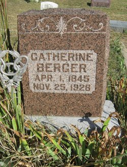 Catherine <i>Weiss</i> Berger