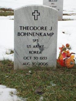 Theodore Joseph Ted Bohnenkamp