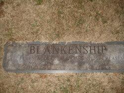 Cassandra Mary Ann <i>Creasey</i> Blankenship