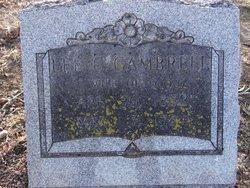 Lee <i>Carroll</i> Gambrell