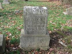 Wesley M. Duncan