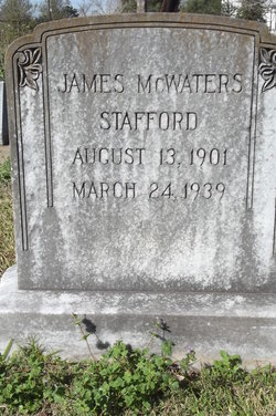 James McWaters Stafford