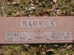Helma L. Hamrick