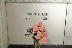 Robert E. Gee