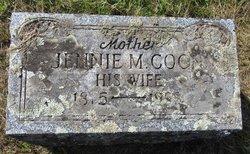 Jennie M <i>Reynolds</i> Coon