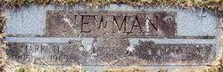 Lottie Mae <i>Lawson</i> Newman