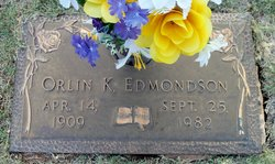 Orlin Kendall Edmondson