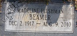 Madeline <i>Fleshman</i> Beamer