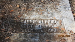 Carrie Alford