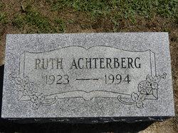 Ruth Achterberg