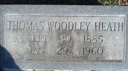 Thomas Woodley Heath
