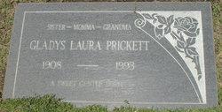 Gladys-Laura Prickett