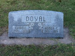 Clementine Mary Climmie <i>Hazlip</i> Doyal